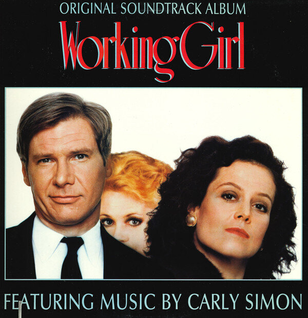 Various Featuring Music By Carly Simon – Original Soundtrack Album Working Girl