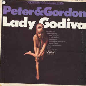 Peter & Gordon – Lady Godiva