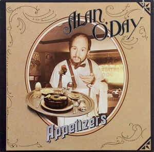 Alan O'Day – Appetizers