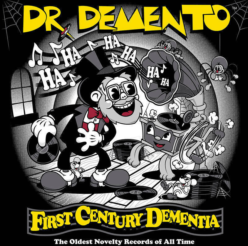 DR. DEMENTO / FIRST CENTURY DEMENTIA (RSD)
