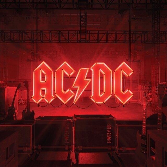AC/DC / POWER UP (180G/GATEFOLD JACKET/INNER SLEEVE)