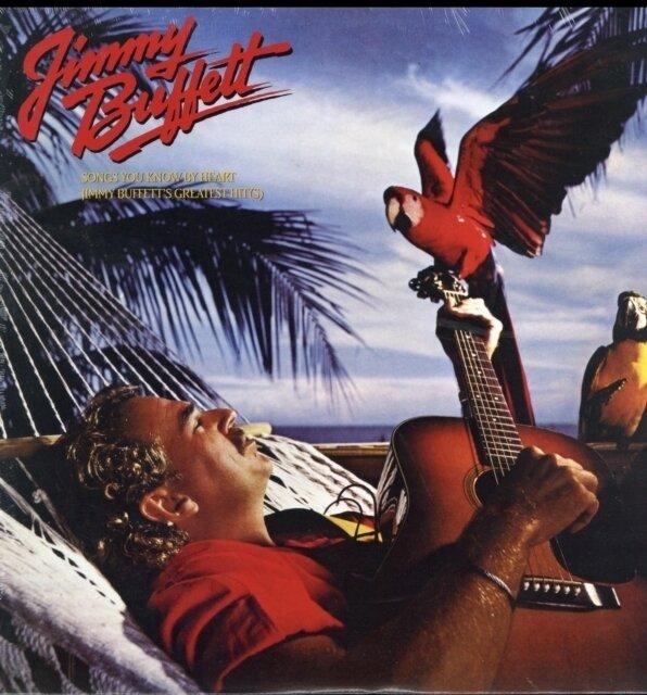 BUFFETT,JIMMY / SONGS YOU KNOW BY HEART