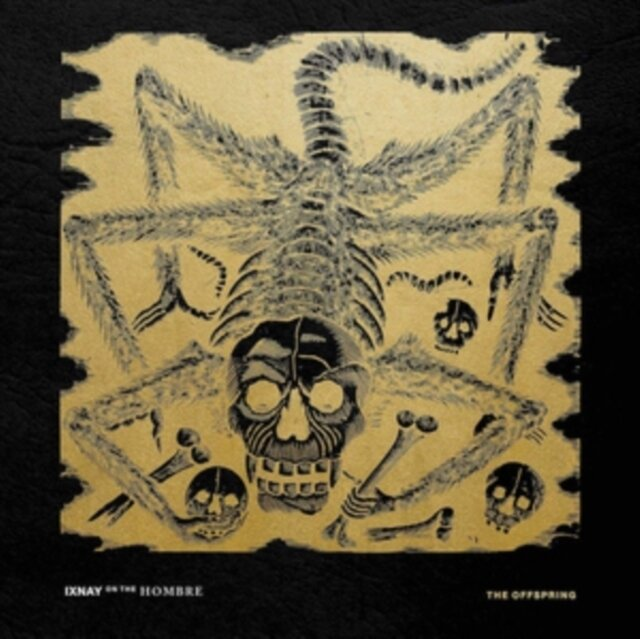 OFFSPRING / IXNAY ON THE HOMBRE (180G/OPAQUE GOLD VINYL/LEATHERETTE JACKET)