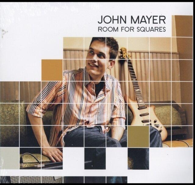 MAYER,JOHN / ROOM FOR SQUARES