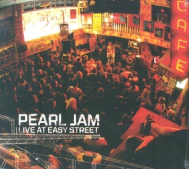 PEARL JAM / LIVE AT EASY STREET (GATEFOLD SLEEVE)