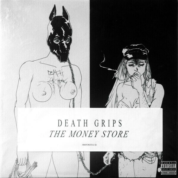 DEATH GRIPS / MONEY STORE