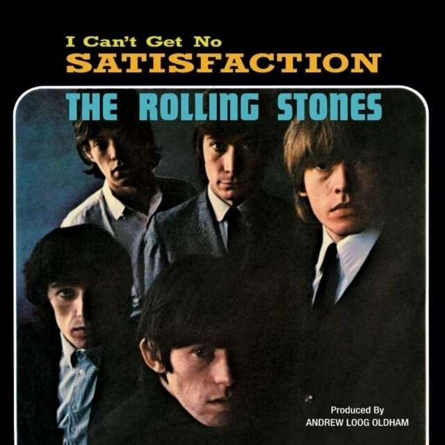 ROLLING STONES / (I CANT GET NO) SATISFACTION (55TH ANNIVERSARY EDITION) (EMERALD VINYL)