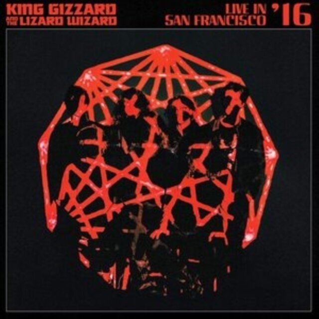 KING GIZZARD / LIVE IN