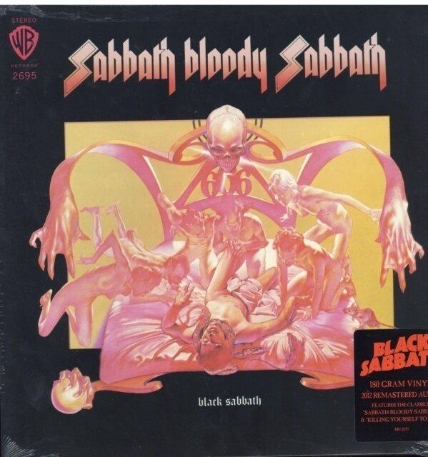 BLACK SABBATH / VOL 4
