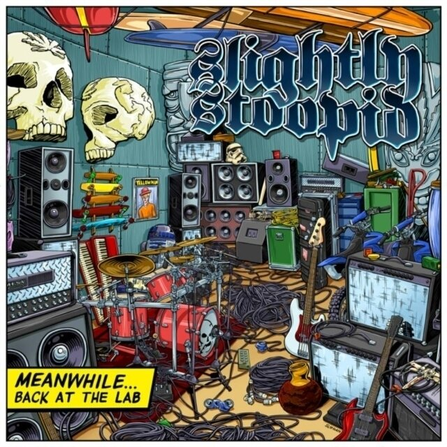 SLIGHTLY STOOPID / MEANWHILE BACK IN THE LAB