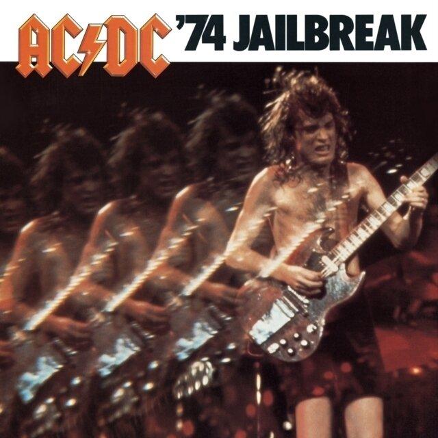 AC/DC / 74 JAILBREAK