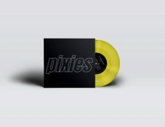 PIXIES / HEAR ME OUT / MAMBO SUN (YELLOW 12INCH) (I)