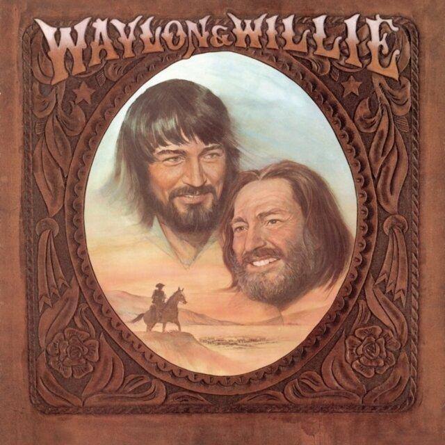 JENNINGS,WAYLON / WAYLON & WILLIE