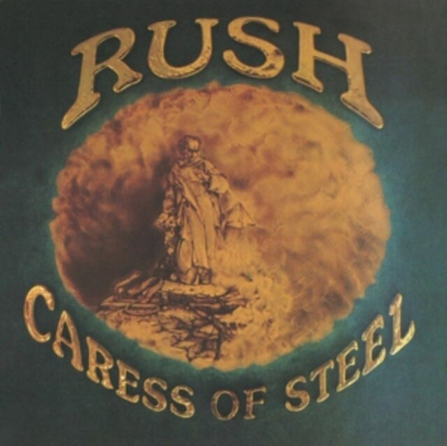 RUSH / CARESS OF STEEL