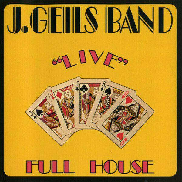 "J. Geils Band - ""Live"" Full House"