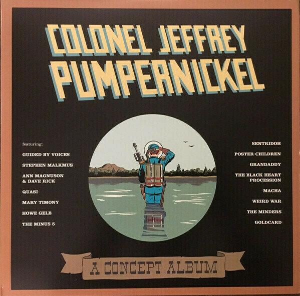 Various - Colonel Jeffrey Pumpernickel - A Concept Album