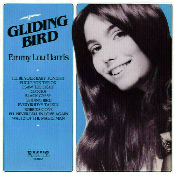 Emmy Lou Harris* - Gliding Bird
