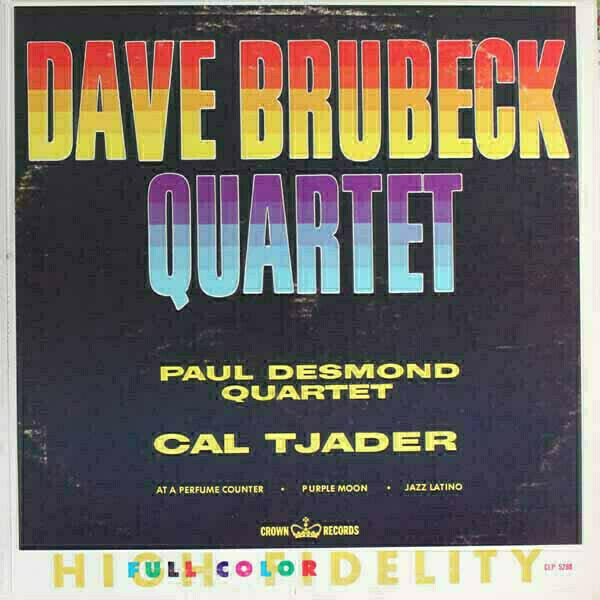 Dave Brubeck Quartet* / Paul Desmond Quartet* / Cal Tjader - Dave Brubeck Quartet, Paul Desmond Quartet, Cal Tjader