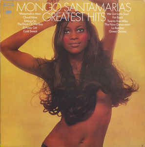 Mongo Santamaria - Mongo Santamaria's Greatest Hits