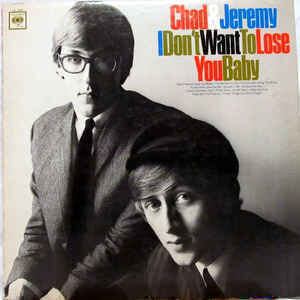 Chad & Jeremy - I Don't Want To Lose You Baby