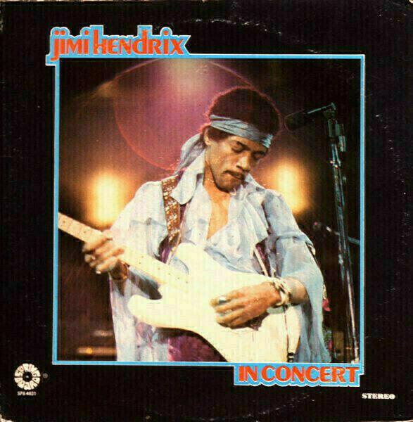 Jimi Hendrix - In Concert