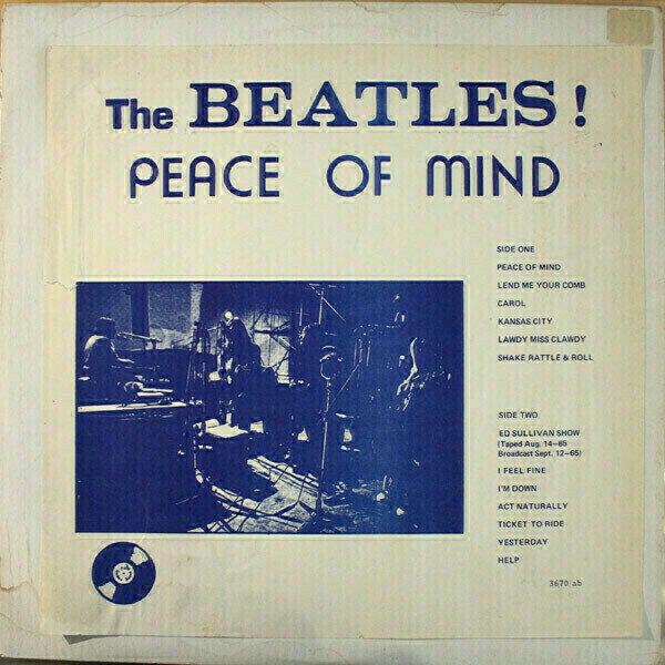 The Beatles - Peace of Mind Bootleg