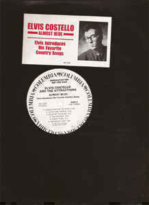 Elvis Costello & The Attractions - Almost Blue / Elvis Introduces His Favorite Country Songs