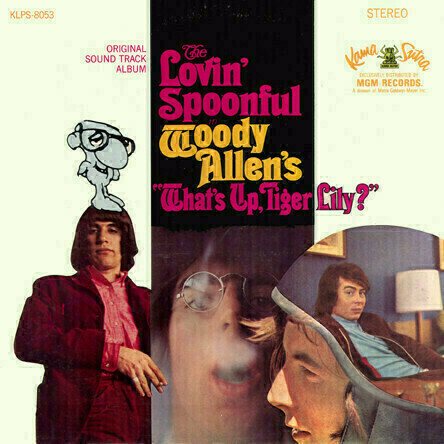 The Lovin Spoonful - In Woody Allen's What's Up Tiger Lily?