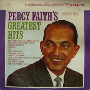 Percy Faith  - Percy Faith's Greatest Hits