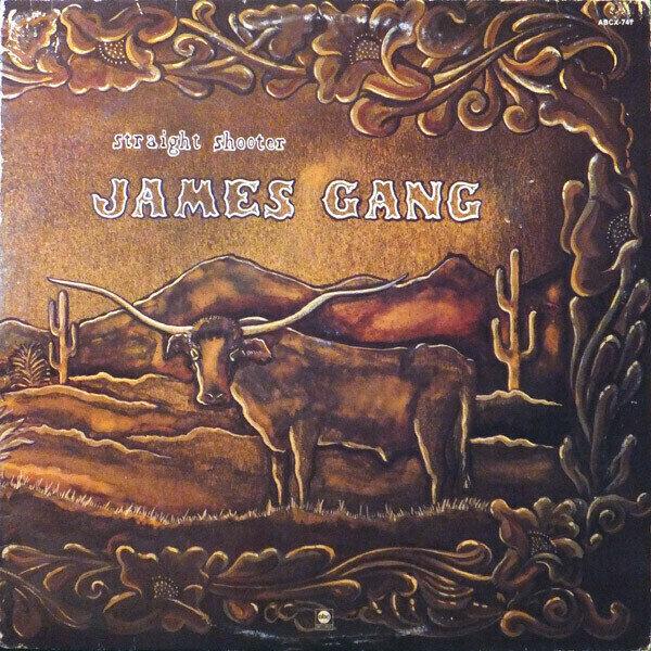 James Gang - Straight Shooter