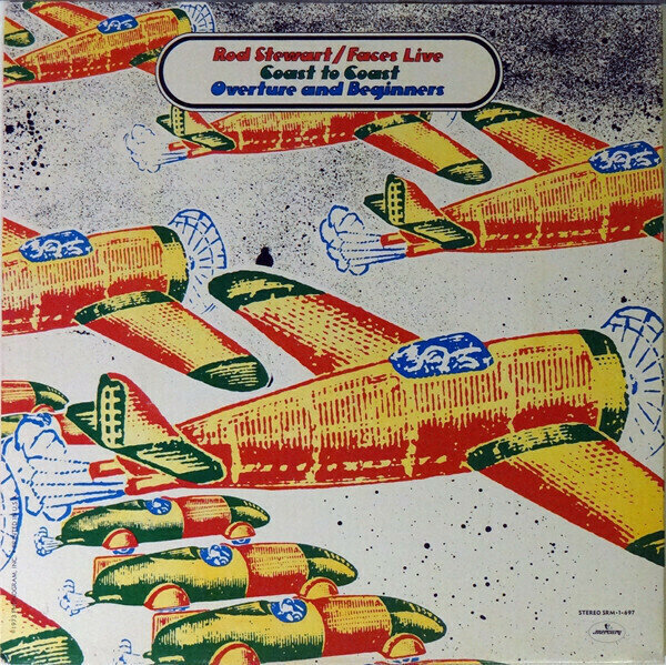 Rod Stewart / Faces  - Coast To Coast Overture And Beginners