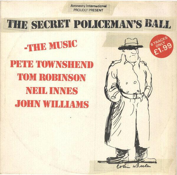 Various - The Secret Policeman's Ball - The Music