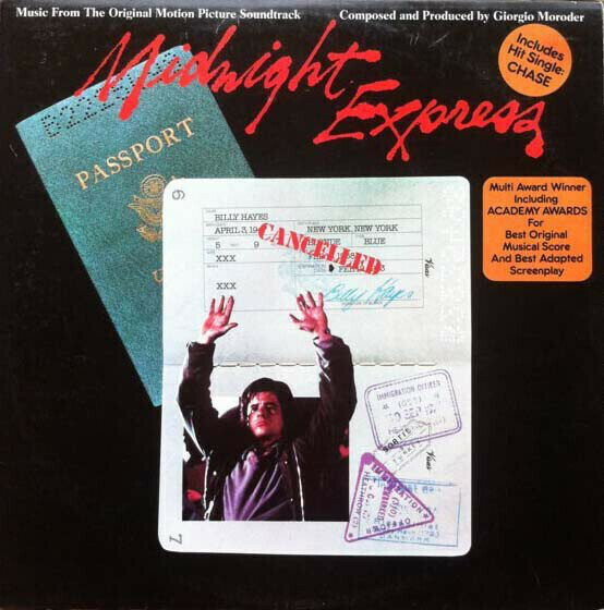 Giorgio Moroder - Midnight Express (Music From The Original Motion Picture Soundtrack)