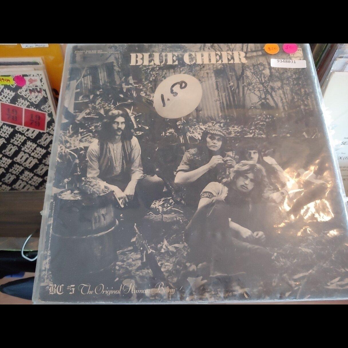 Blue Cheer - BC #5 The Original Human Being