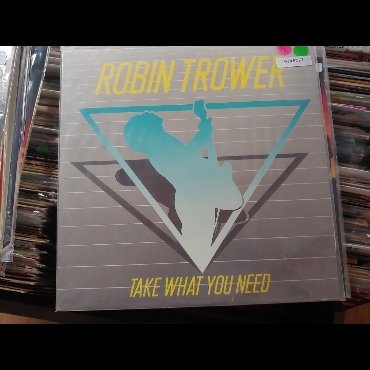 Trower, Robin - Take What You Need