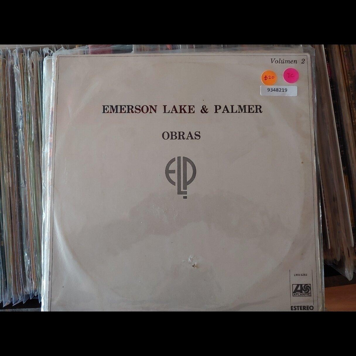 Emerson Lake & Palmer - Obras