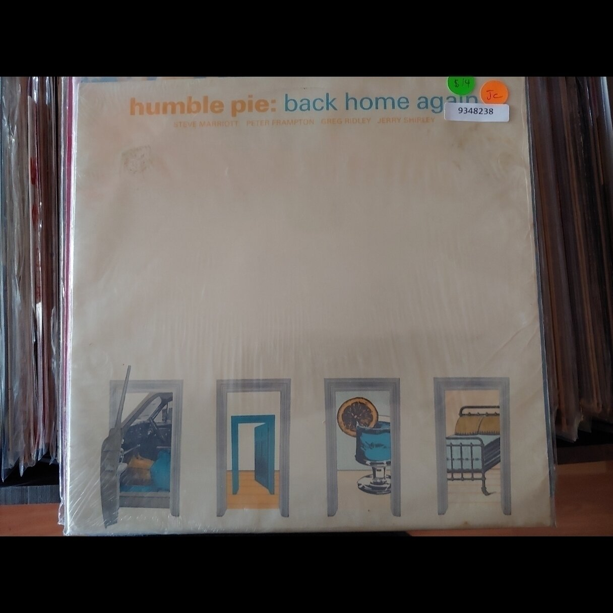 Humble Pie - Back Home Again