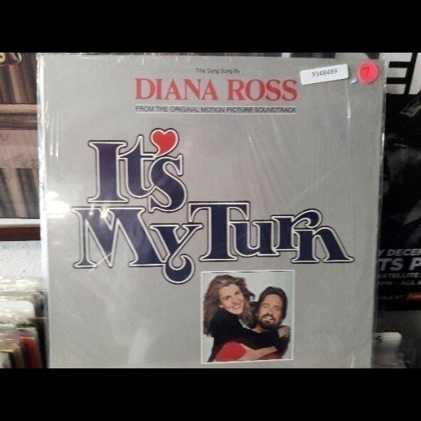 Ross, Diana-IT'S MY TURN