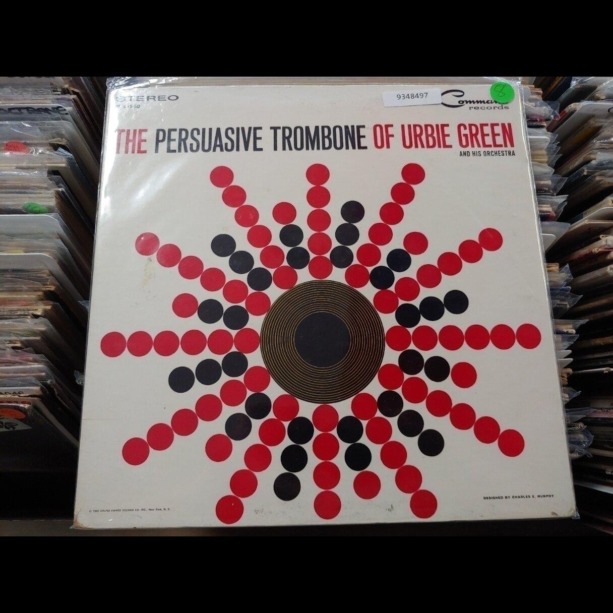 GREEN, URBIE-THE PERSUASIVE TROMBONE OF URBIE GREEN AND HIS ORCHESTRA