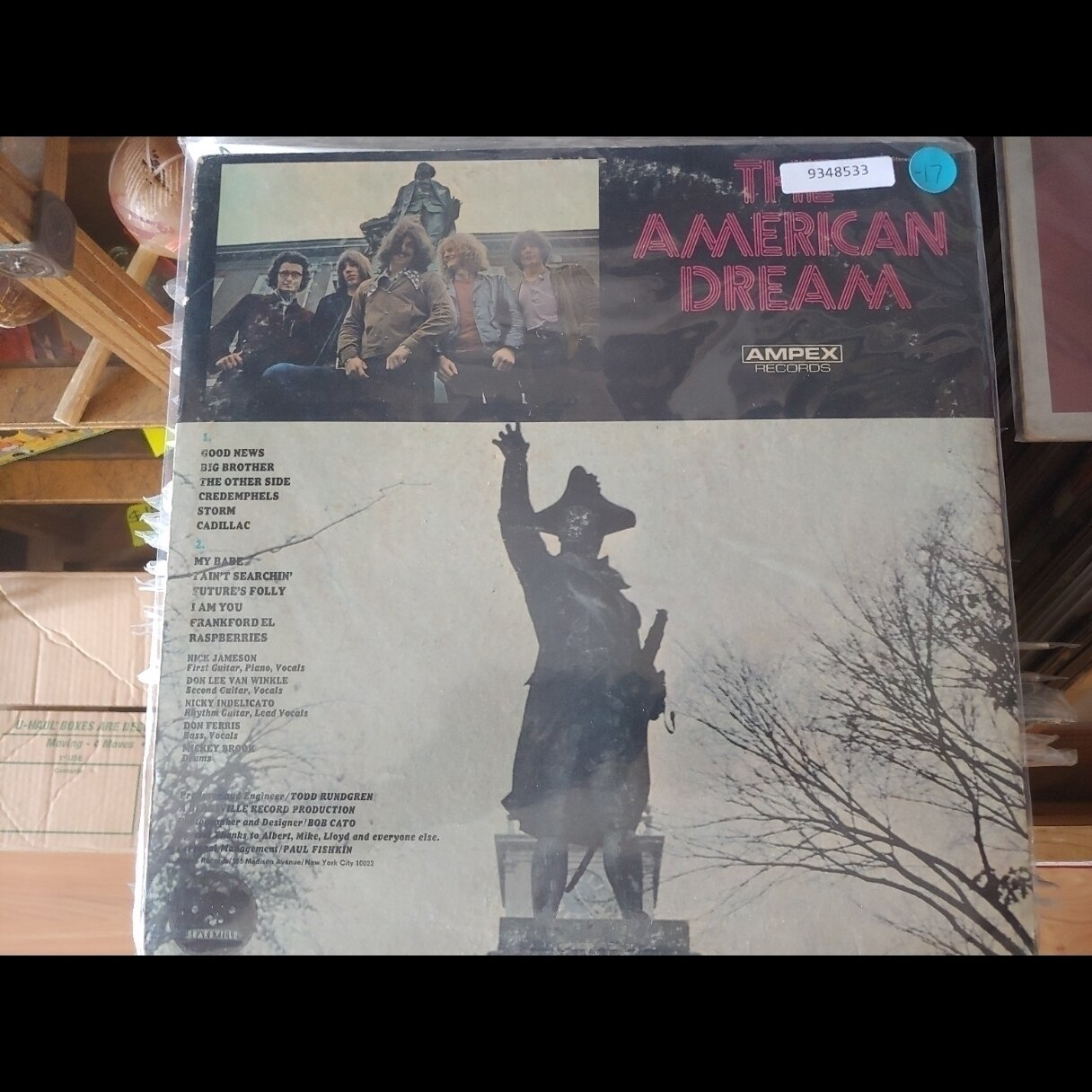 AMERICAN DREAM- AMERICAN DREAM