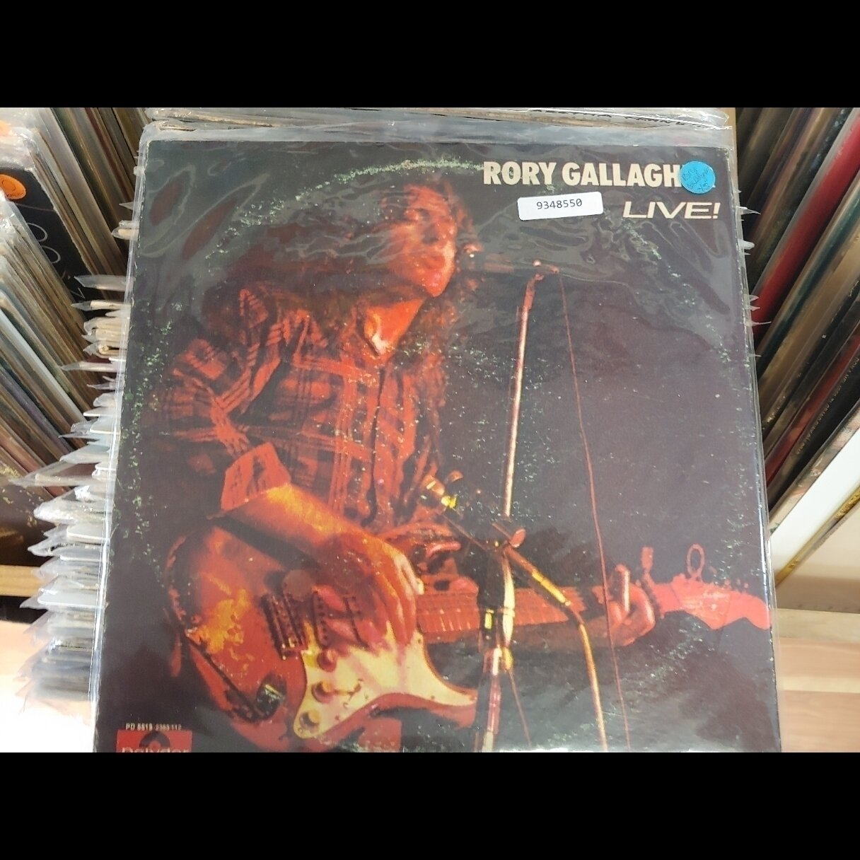 GALLAGHER, RORY-LIVE