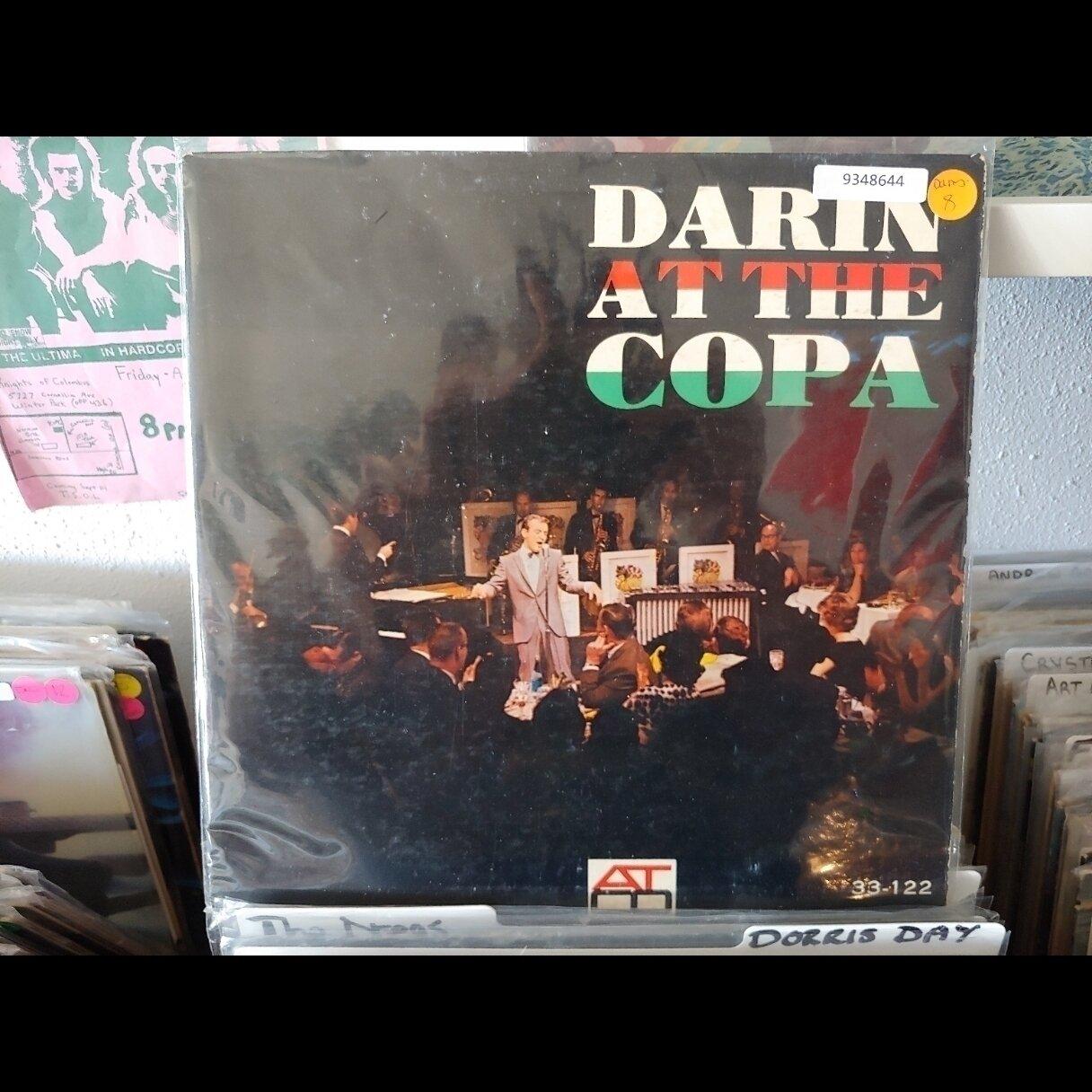 Darin, Bobby - Darin at the Copa