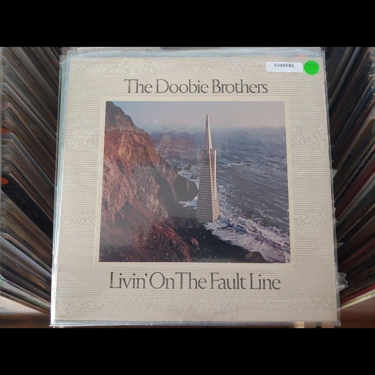 Doobie BROTHERs Livin on the fault line