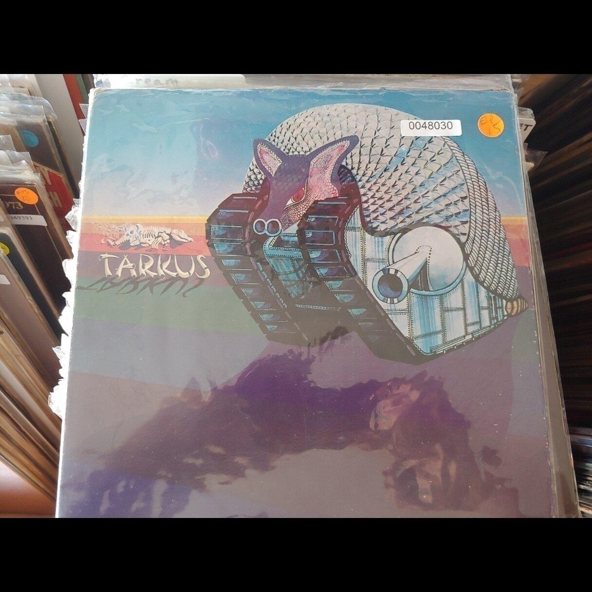 Emerson Lake and Palmer tarkus
