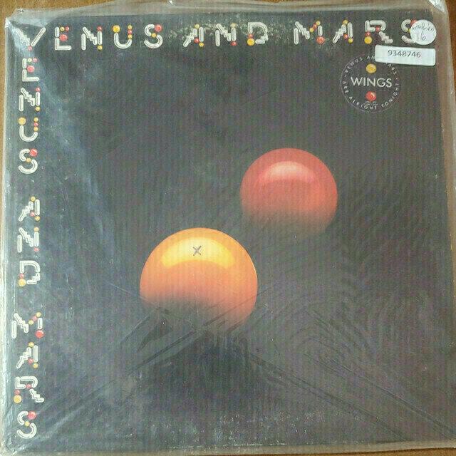 Wings - Venus And Mars