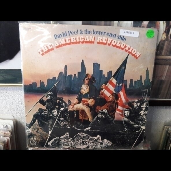 Peel, David & the Lower East Side American Revolution