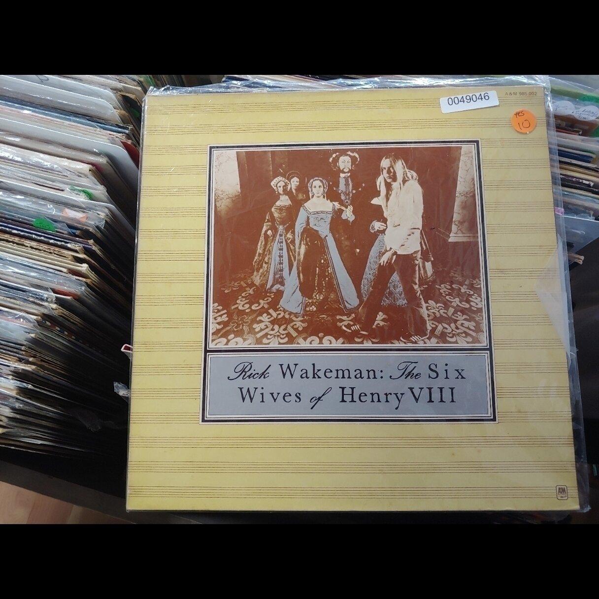 Wakeman, Rick: The Six Wives of HenryVIII