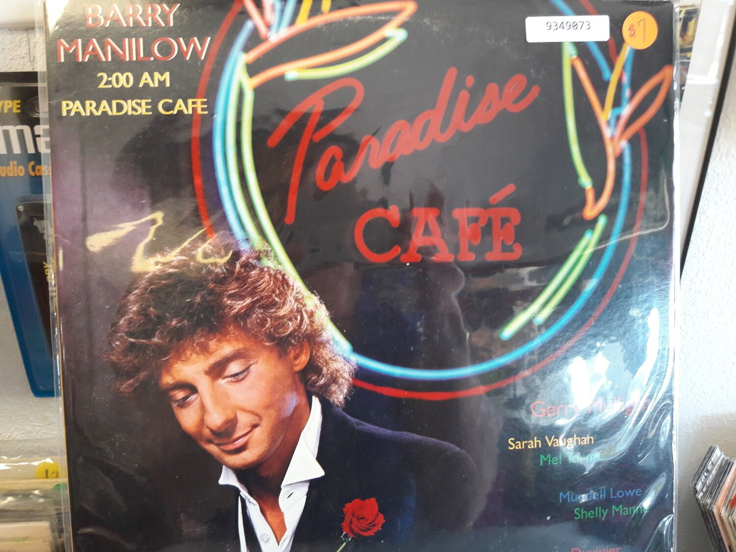 Manilow, Barry 2 a.m. Paradise Cafe