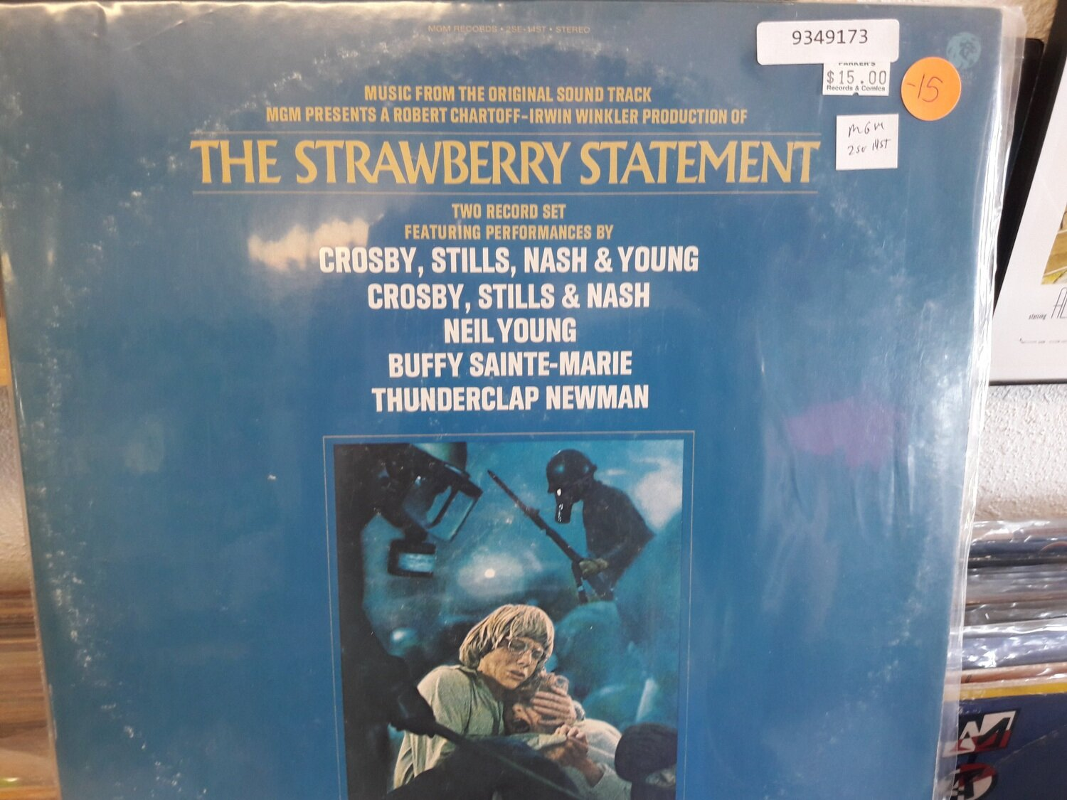 soundtrack of the strawberry statement