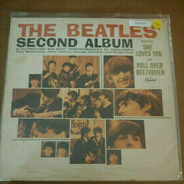Beatles, The - Second Album